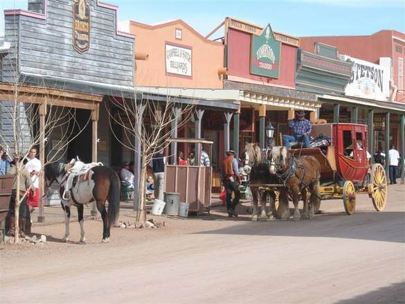 Tombstone az things to do