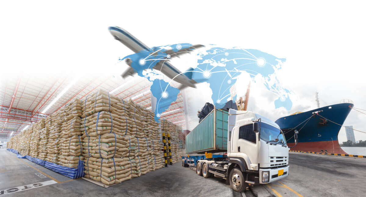 Image result for Logistics in Import/Export Business